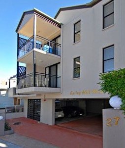 Spring Hill Mews - Accommodation Ballina