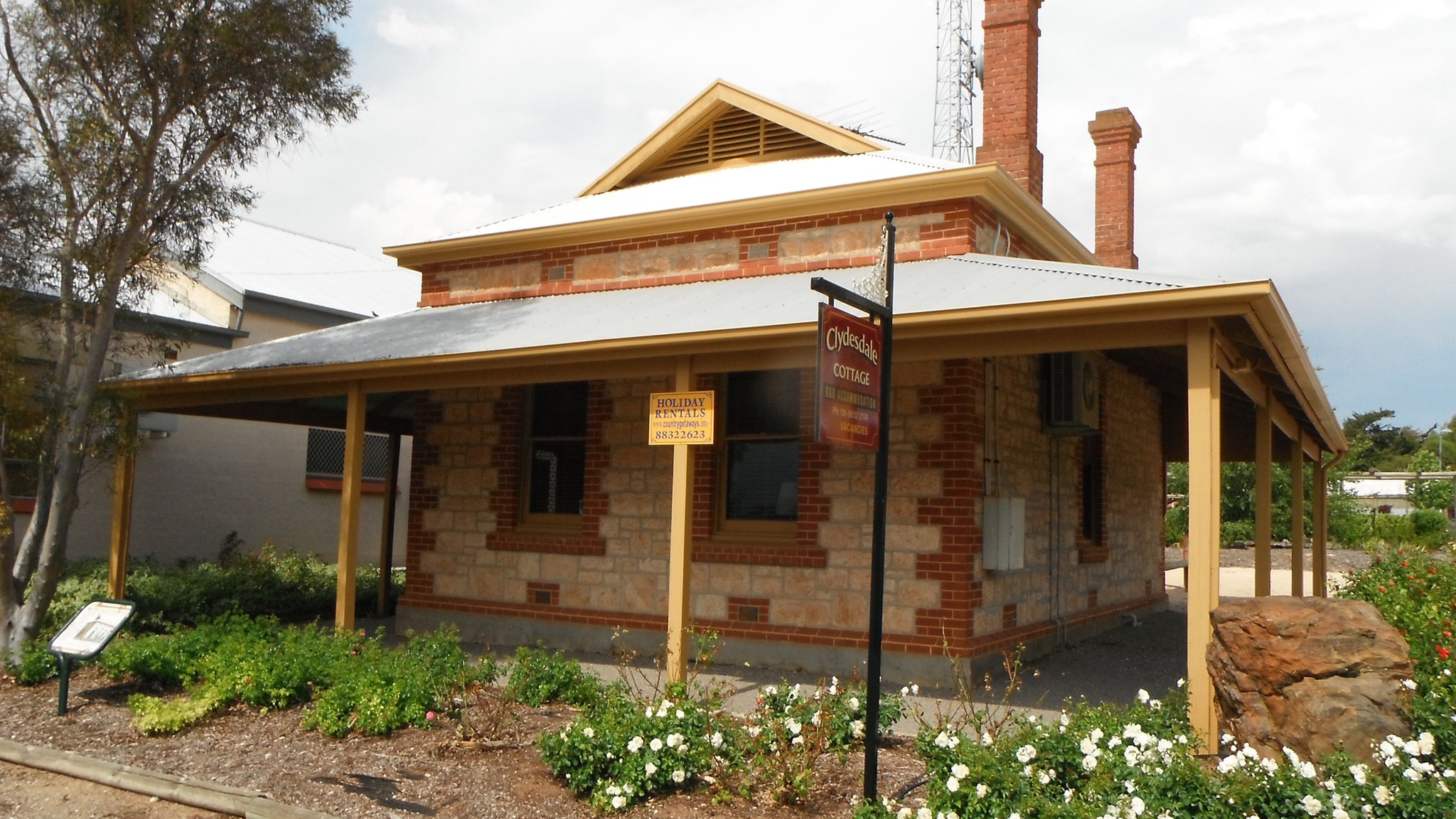 Clydesdale Cottage Bed  Breakfast - Accommodation Ballina