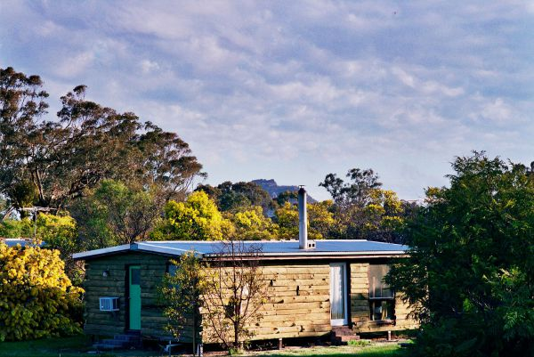 Mount Zero Log Cabins - Accommodation Ballina