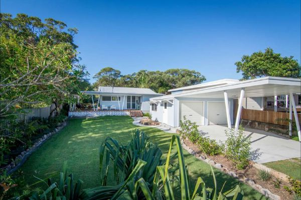 Back Beach Bungalow - Accommodation Ballina