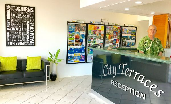 City Terraces - Holiday Apartments - Accommodation Ballina