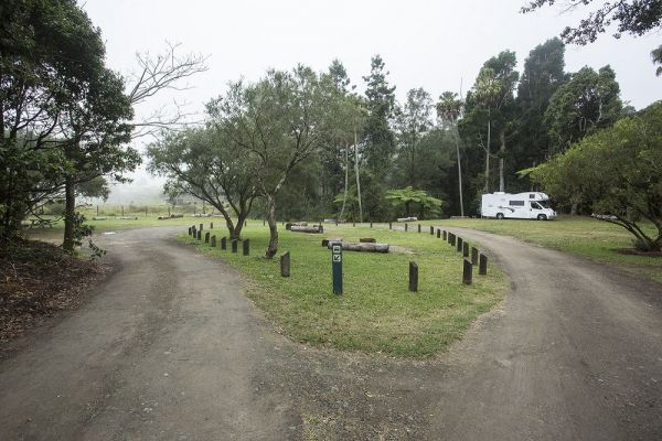 Eungella National Park Camping Ground