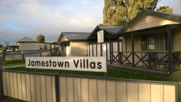 Jamestown Villas - Accommodation Ballina