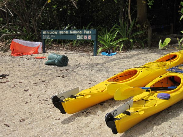 Molle Island National Park (Whitsundays National Park) Camping Ground