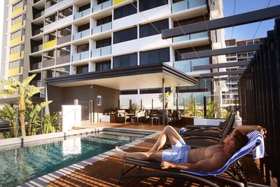 Alcyone Hotel Residences - Accommodation Ballina