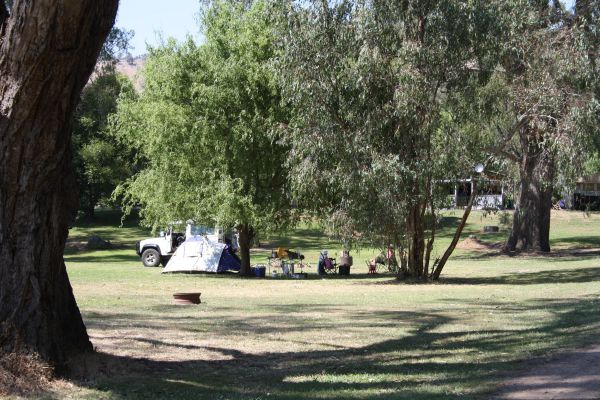 Molesworth Recreation Reserve and Caravan Park - Accommodation Ballina