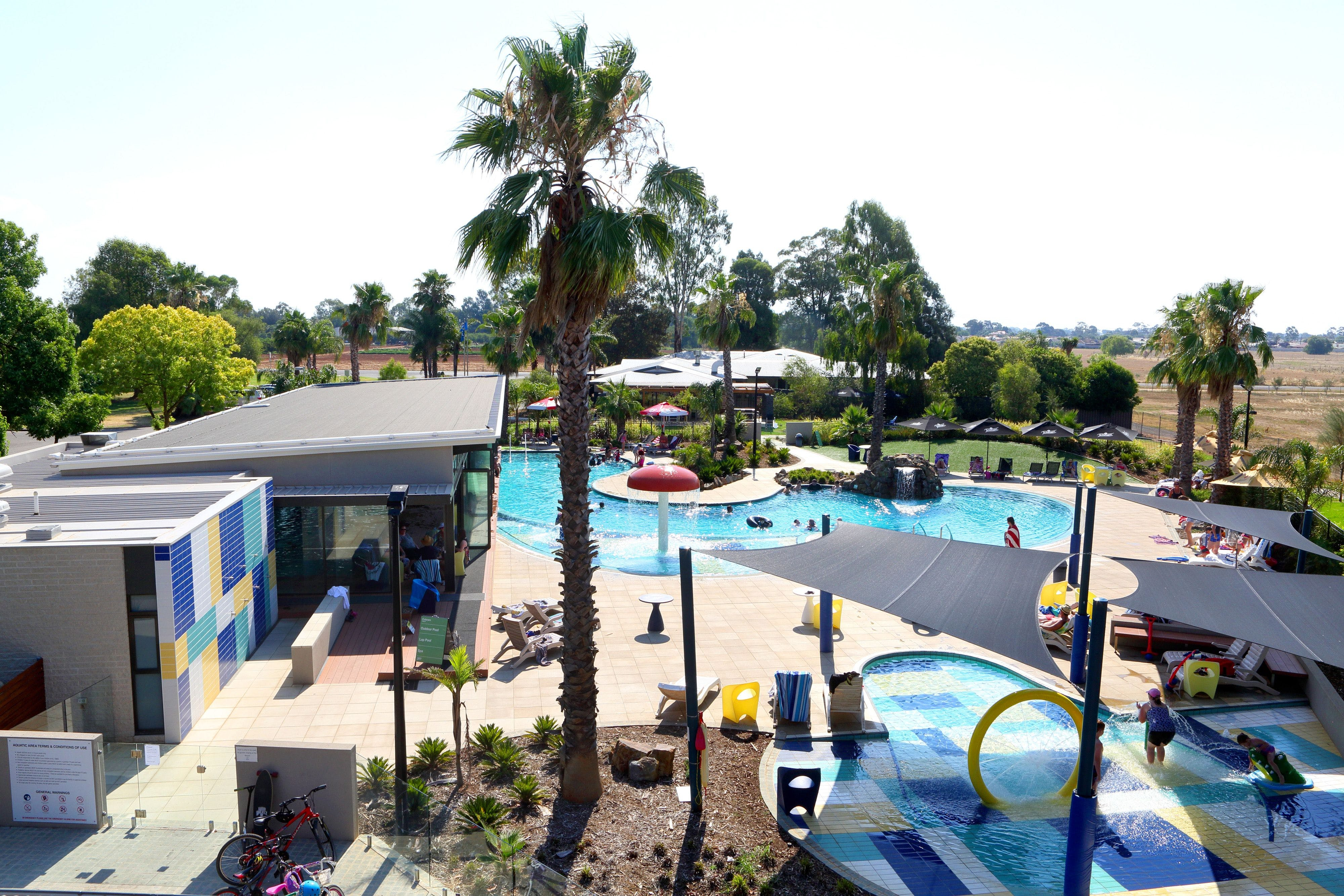 RACV Cobram Resort - Accommodation Ballina