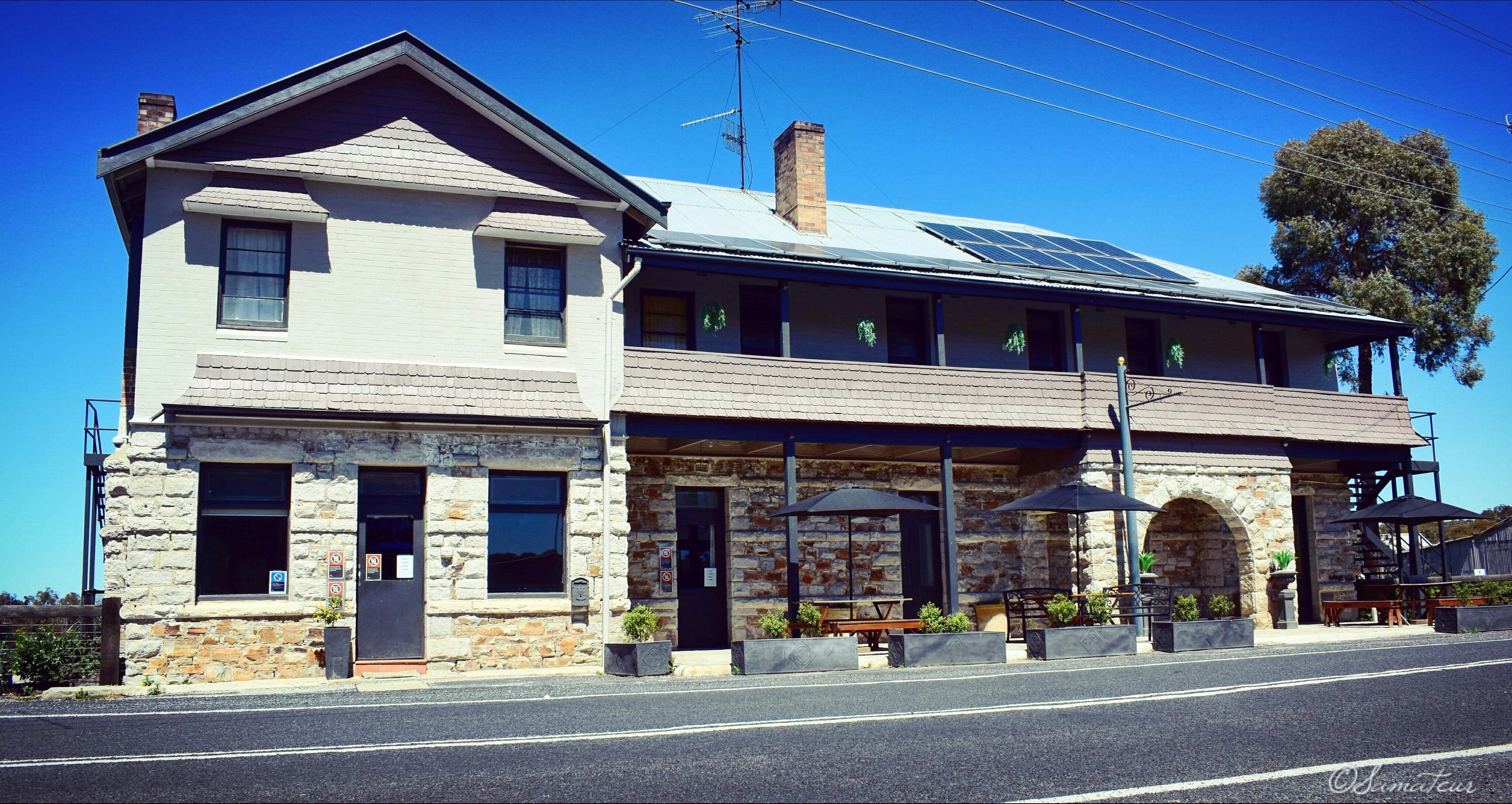 Royal Hotel Capertee - Accommodation Ballina