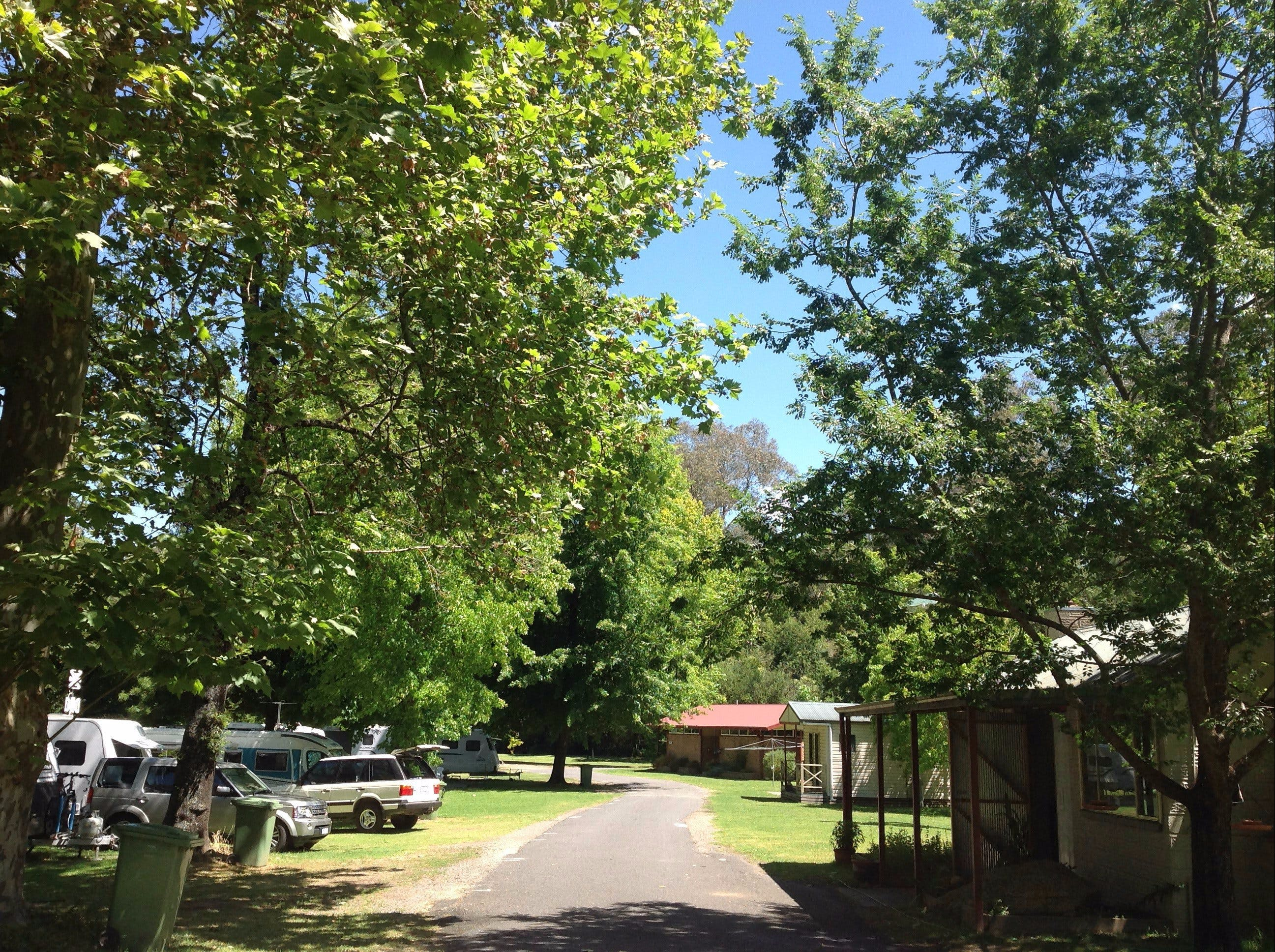 Yackandandah Holiday Park - Accommodation Ballina
