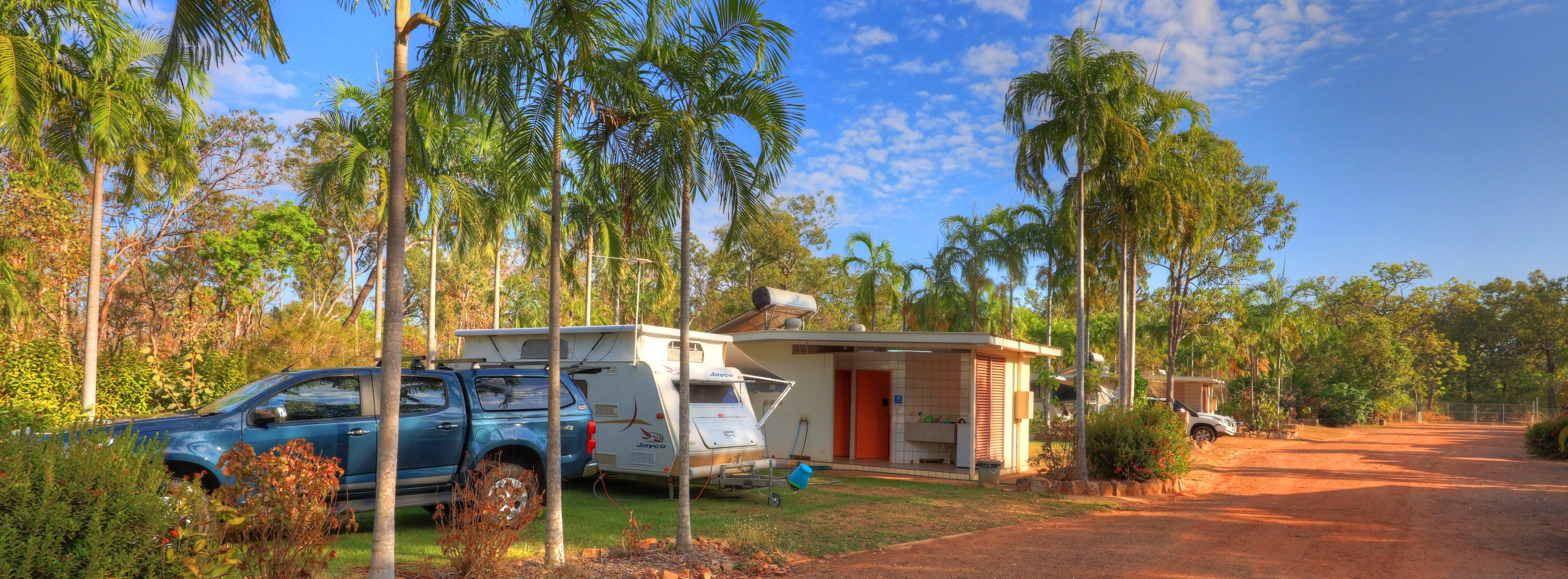 Batchelor Holiday Park - Accommodation Ballina