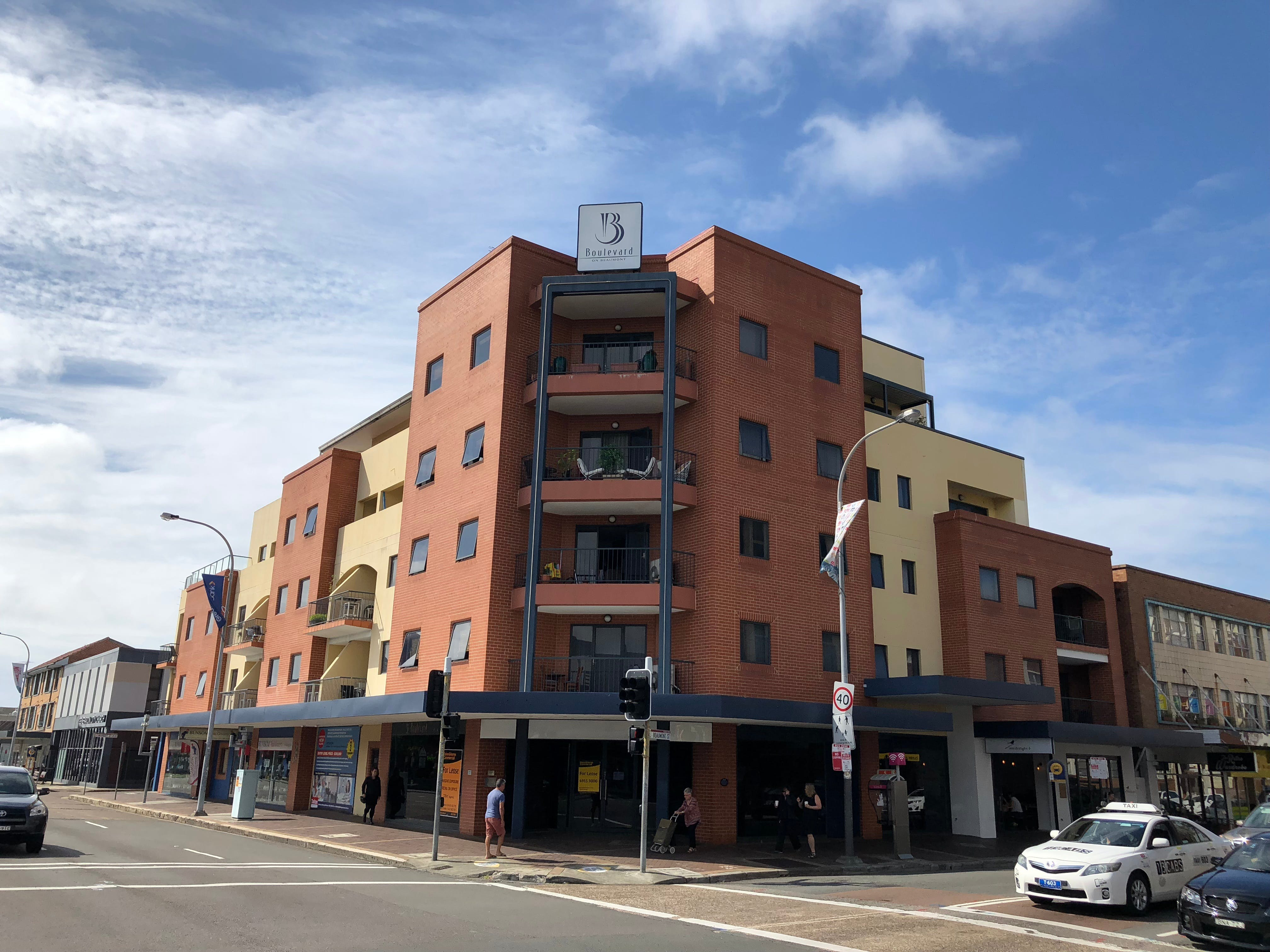 Boulevard on Beaumont apartment hotel - Accommodation Ballina