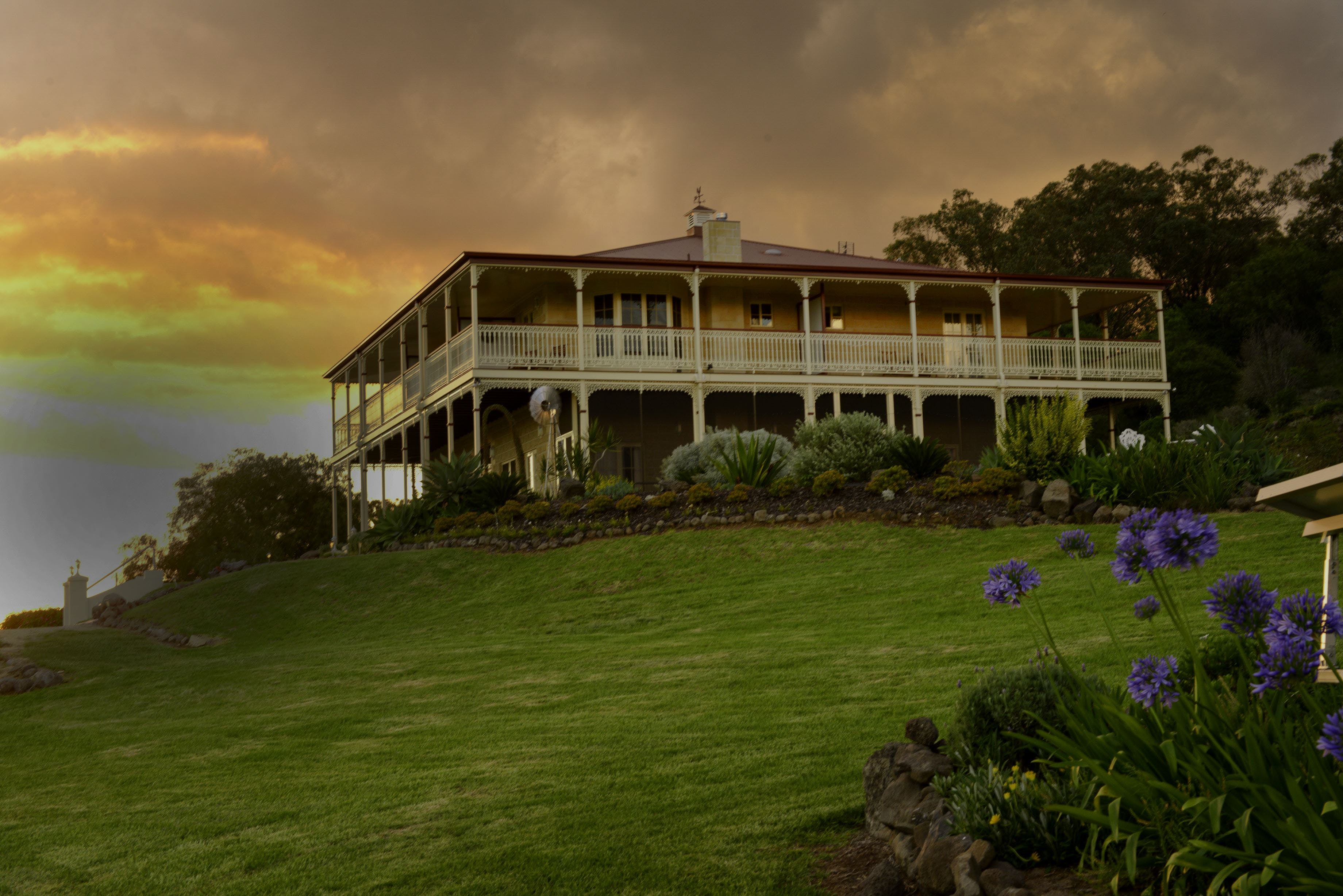 R on the Downs Rural Retreat - Accommodation Ballina