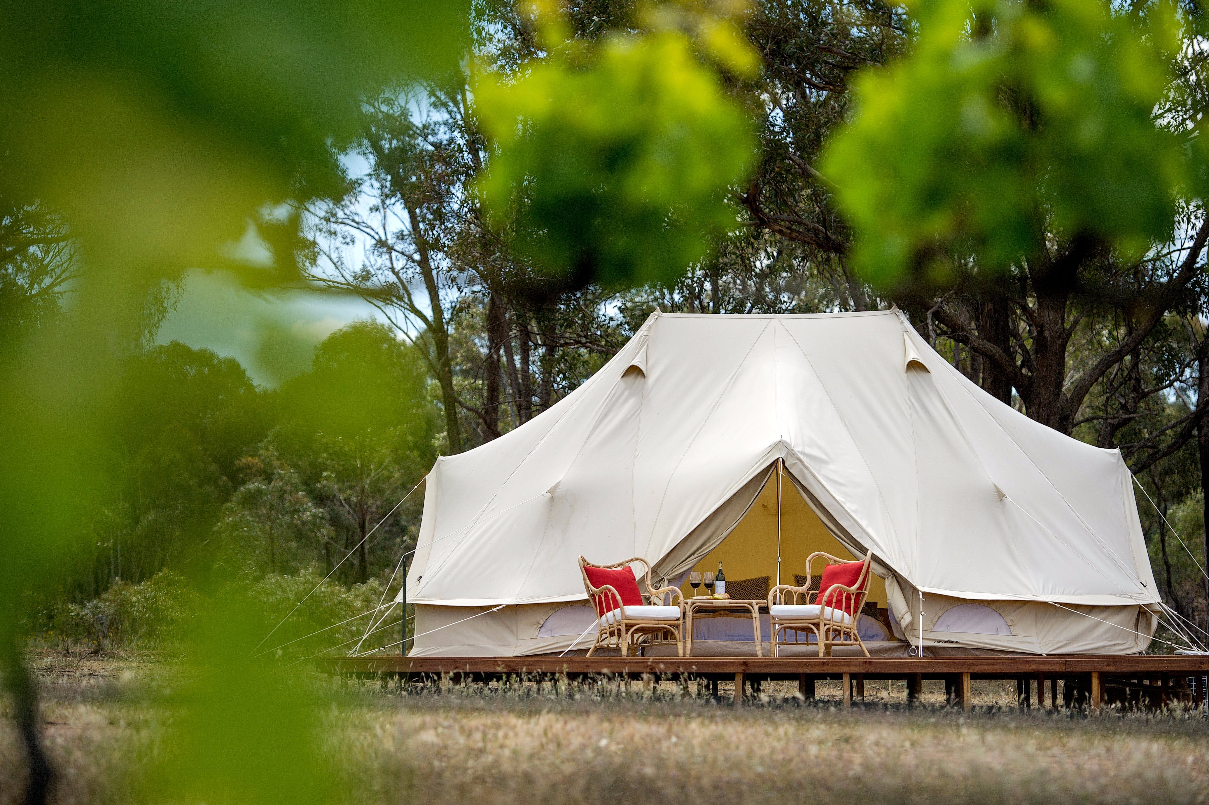 Balgownie Estate Winery Glamping  Accommodation - Accommodation Ballina