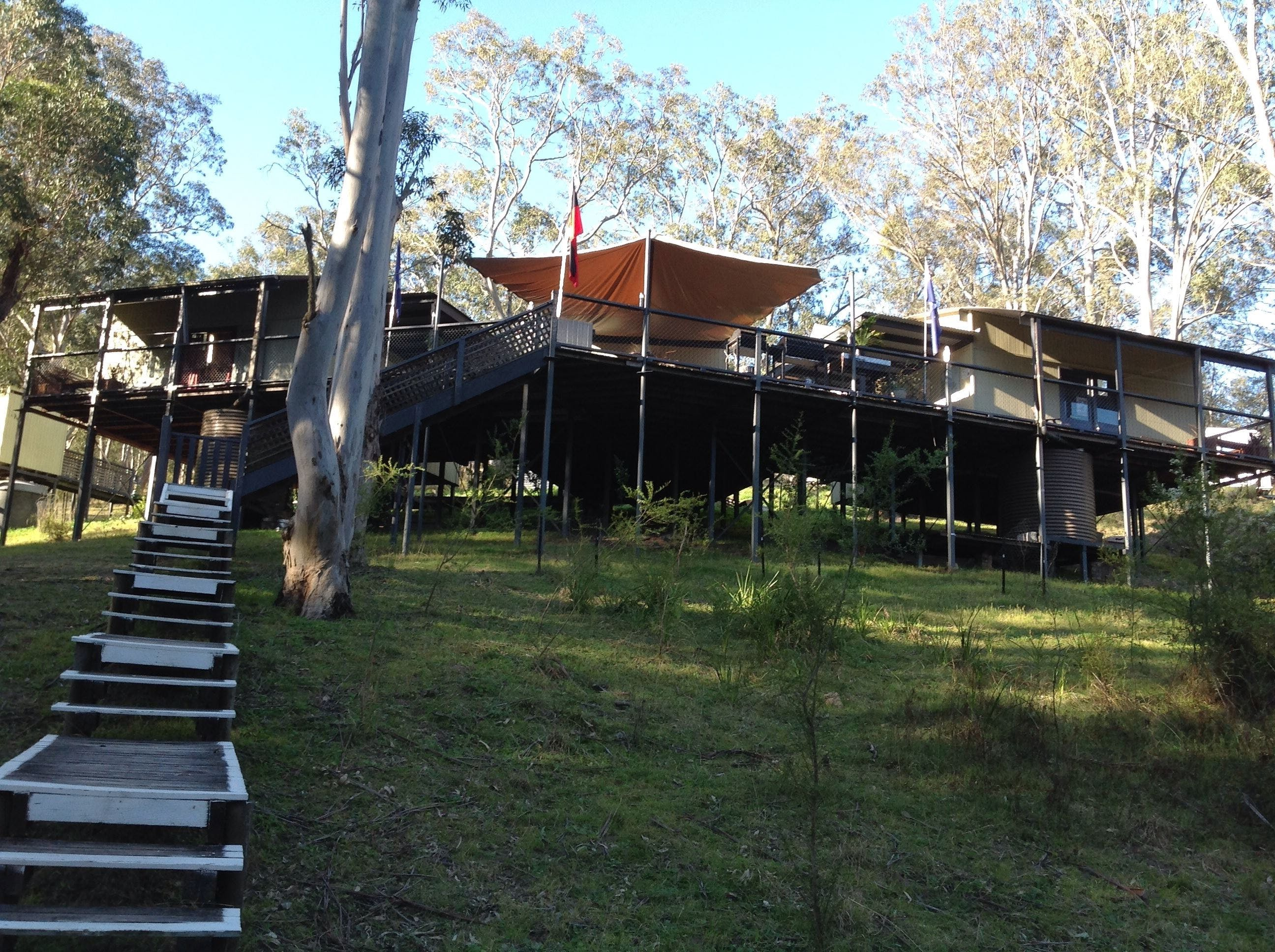 Six Foot Track Lodge - Accommodation Ballina