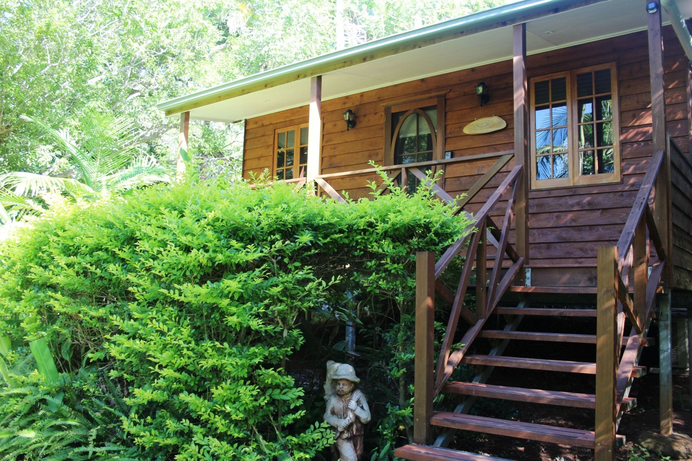 Sunshine Valley Cottages - Accommodation Ballina