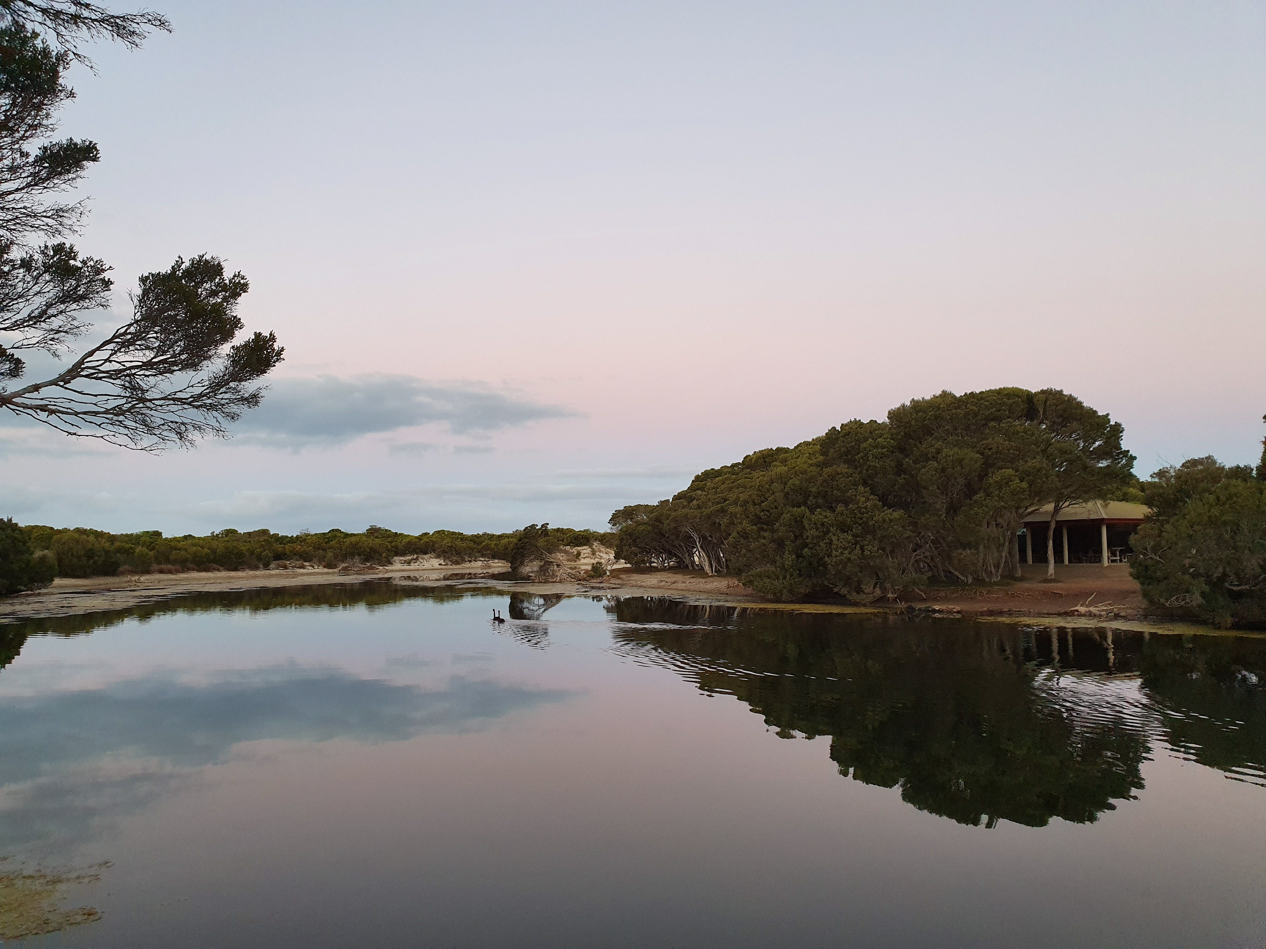 Antechamber Bay North Campground - Accommodation Ballina