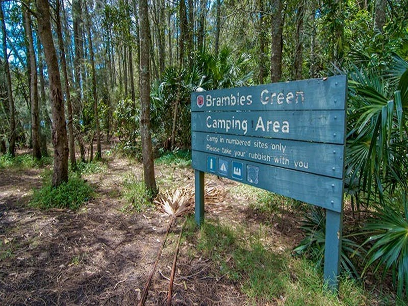 Brambles Green campground - Accommodation Ballina