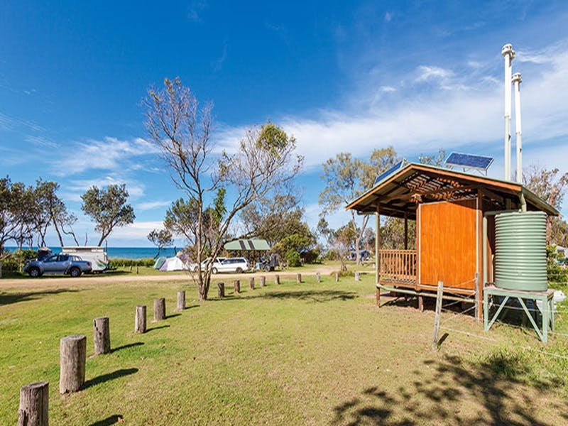 Illaroo campground - Accommodation Ballina