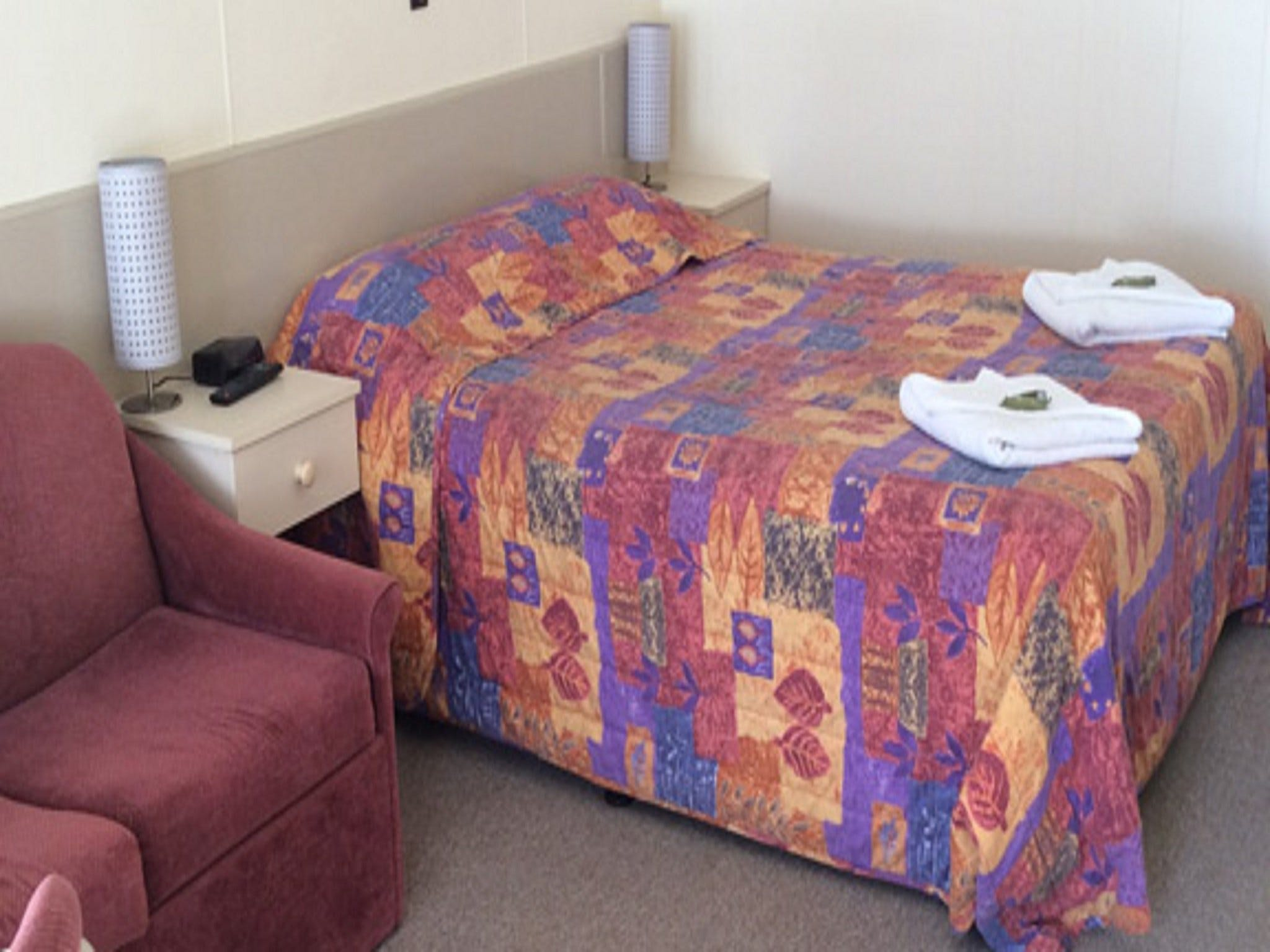 Woodmans Hill Motel Ballarat - Accommodation Ballina