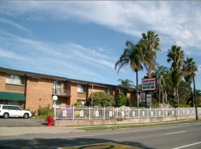 Adamstown Motor Inn - Accommodation Ballina