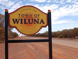 Wiluna Club Hotel Motel & Caravan Park - Accommodation Ballina