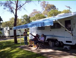 Bega Caravan Park - Accommodation Ballina
