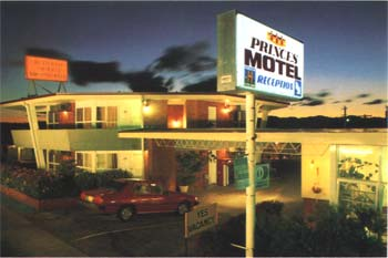 Princes Motel - Accommodation Ballina