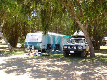 Horrocks Beach Caravan Park - Accommodation Ballina