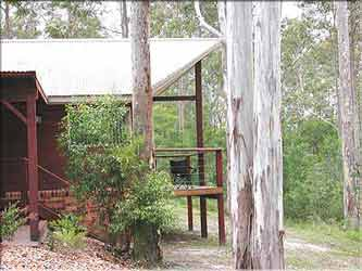 Bewong River Retreat - Accommodation Ballina
