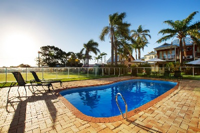 The Royal Palms Residence and Resort - Accommodation Ballina