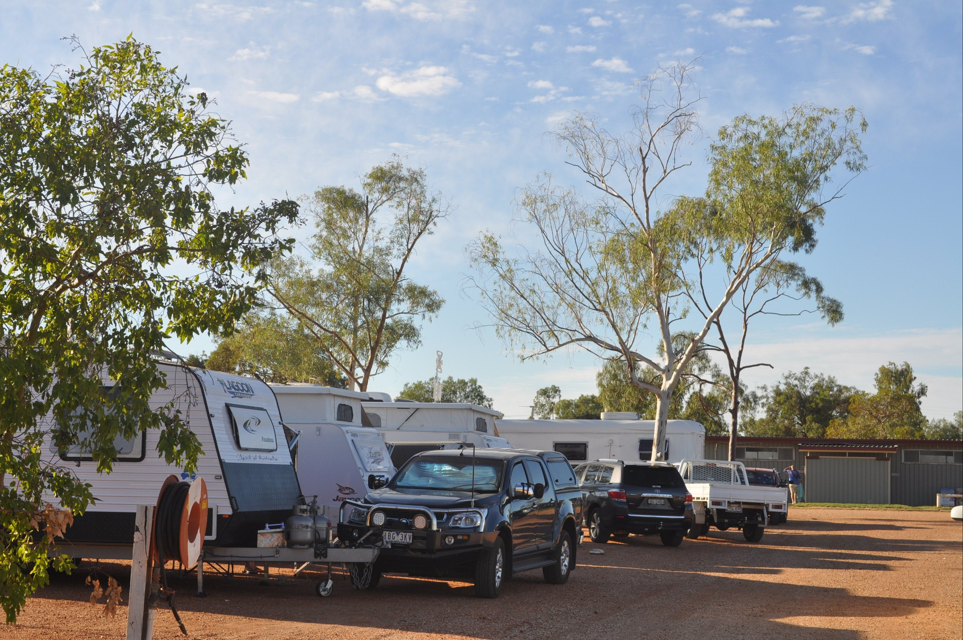 Lightning Ridge Holiday Park - Accommodation Ballina