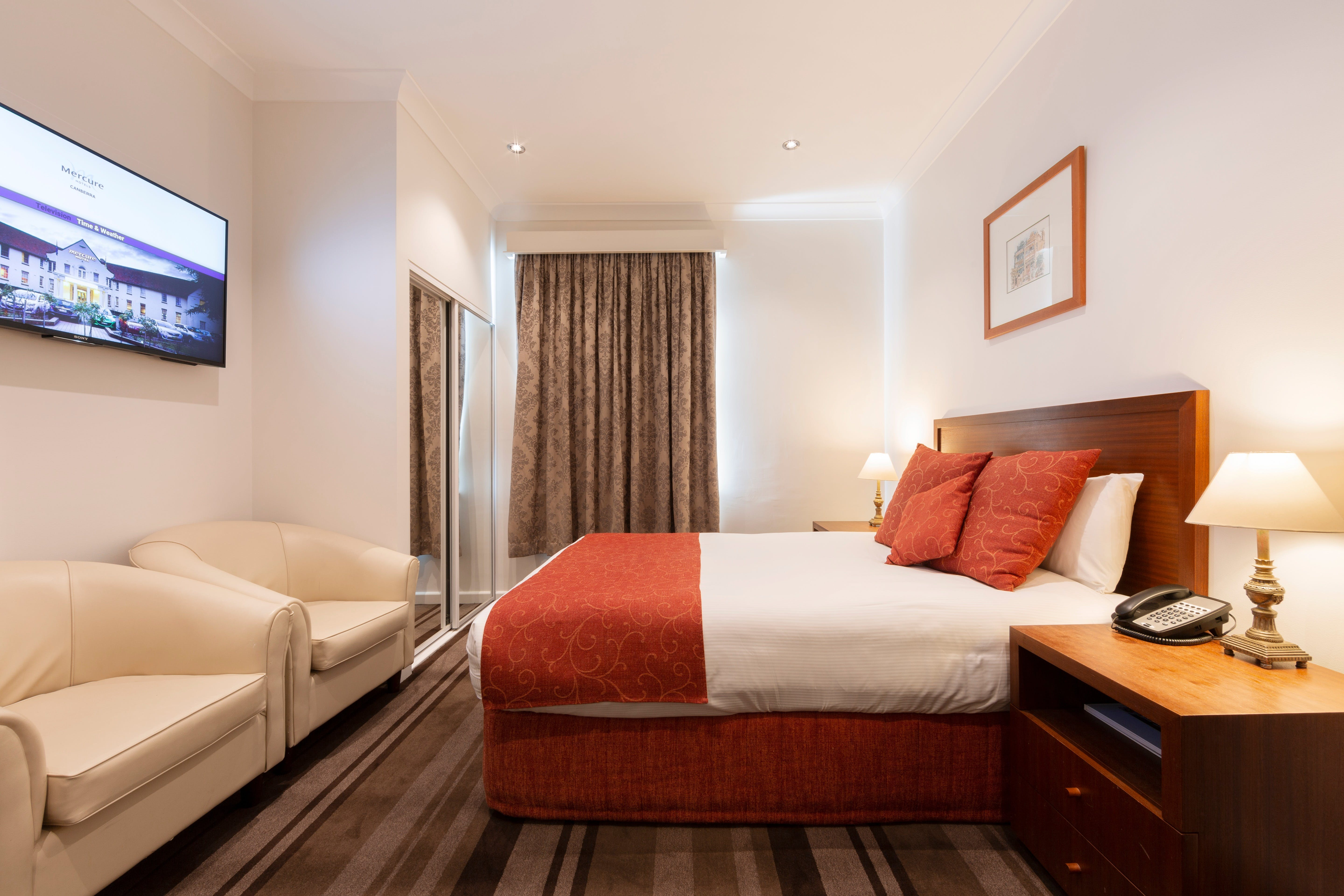 Mercure Canberra - Accommodation Ballina