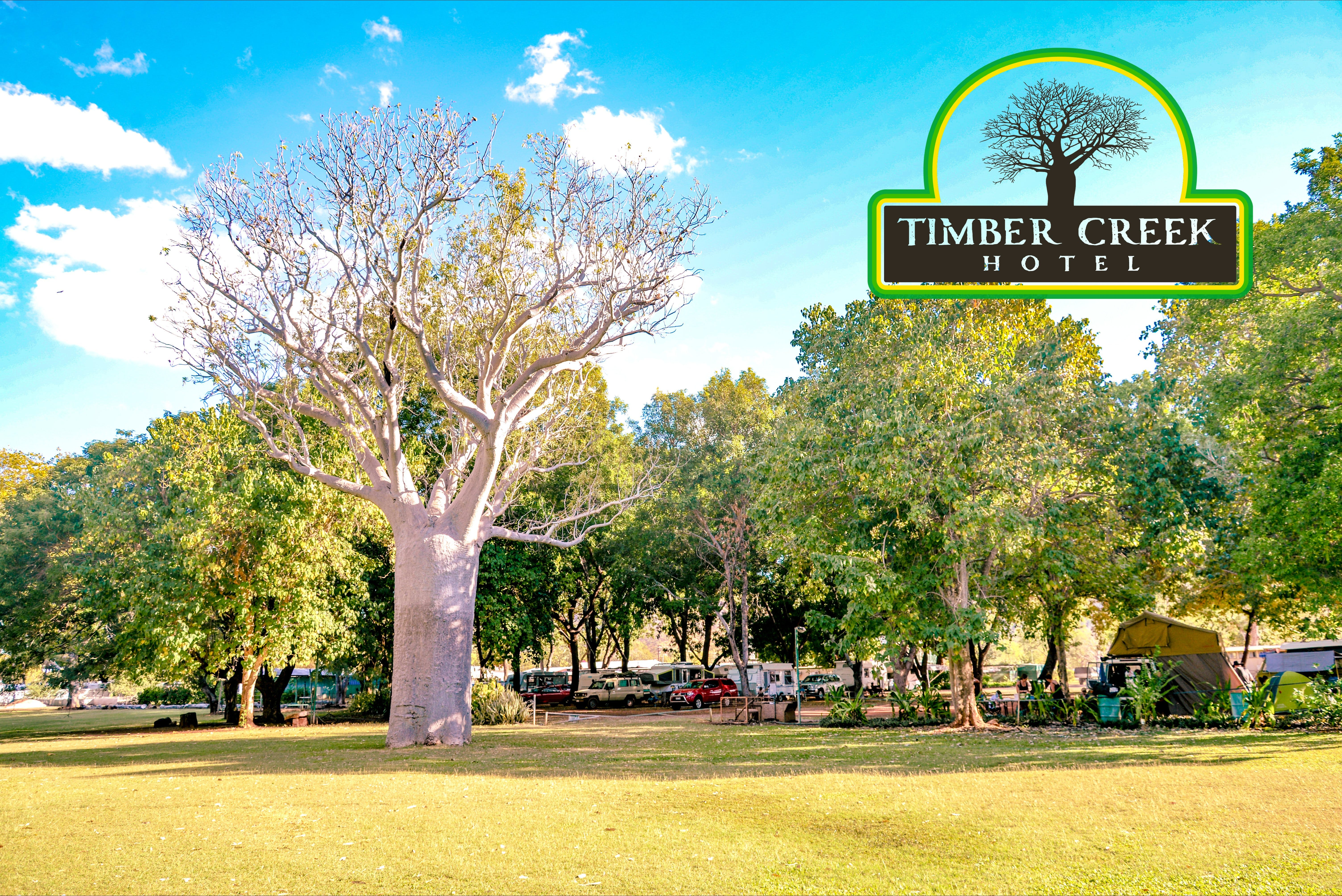 Timber Creek Hotel and Caravan Park - Accommodation Ballina