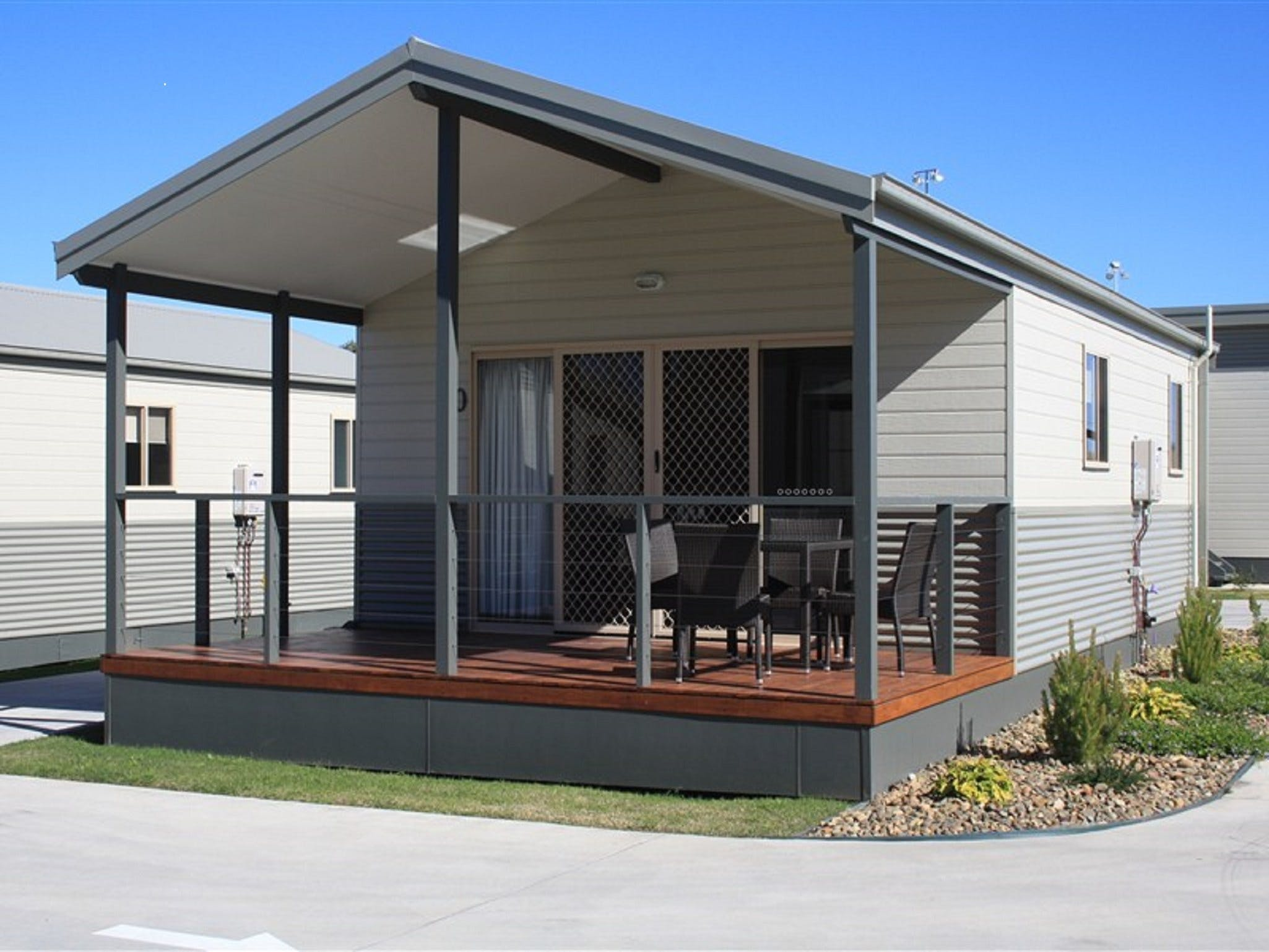 Bowlo Holiday Cabins - Accommodation Ballina