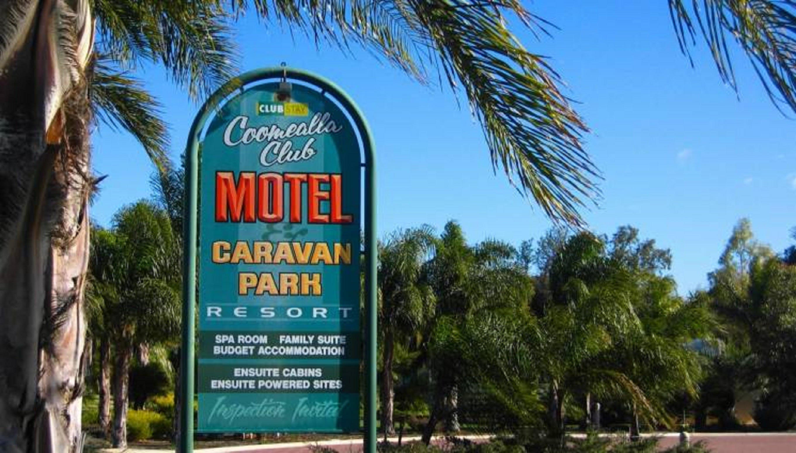 Coomealla Club Motel and Caravan Park Resort - Accommodation Ballina