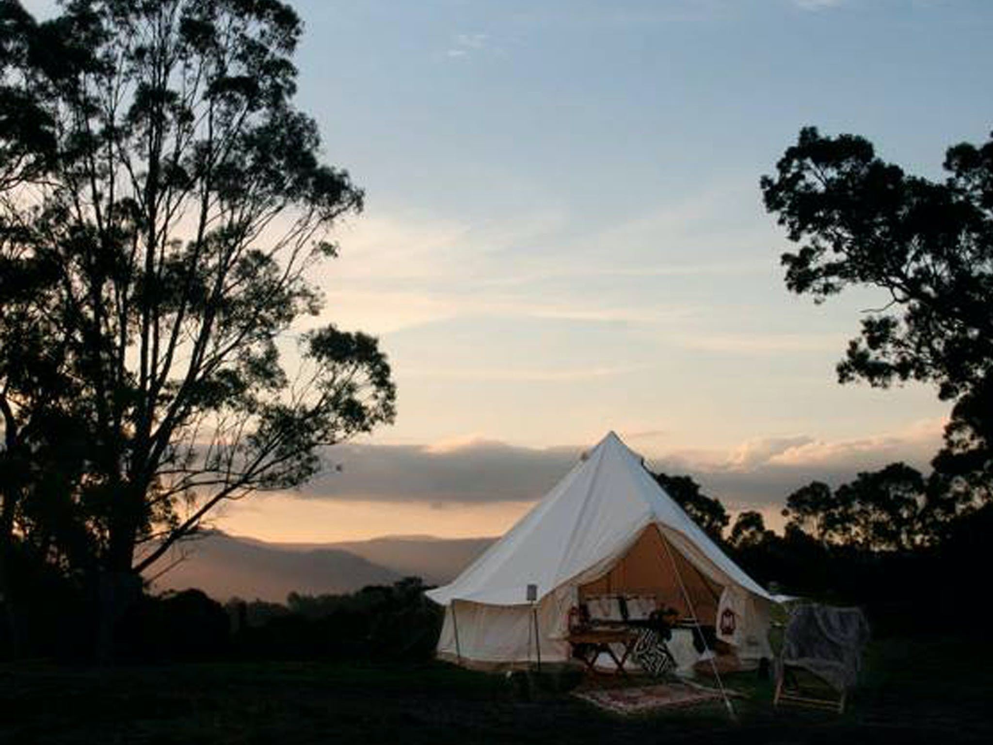 Megalong Valley Glamping - Accommodation Ballina