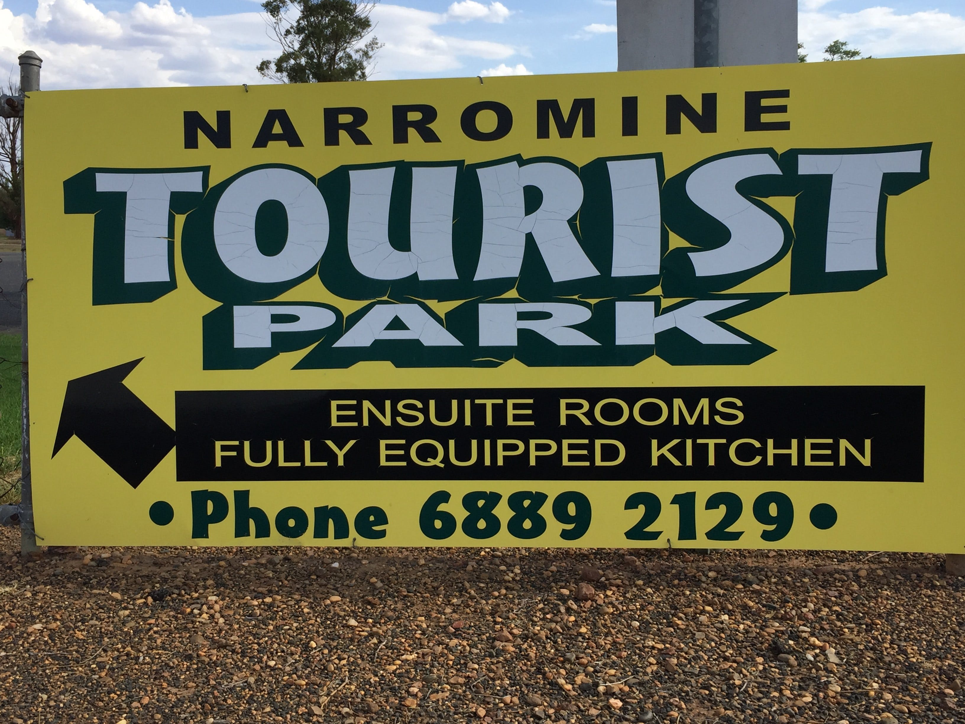 Narromine Tourist Park and Motel - Accommodation Ballina