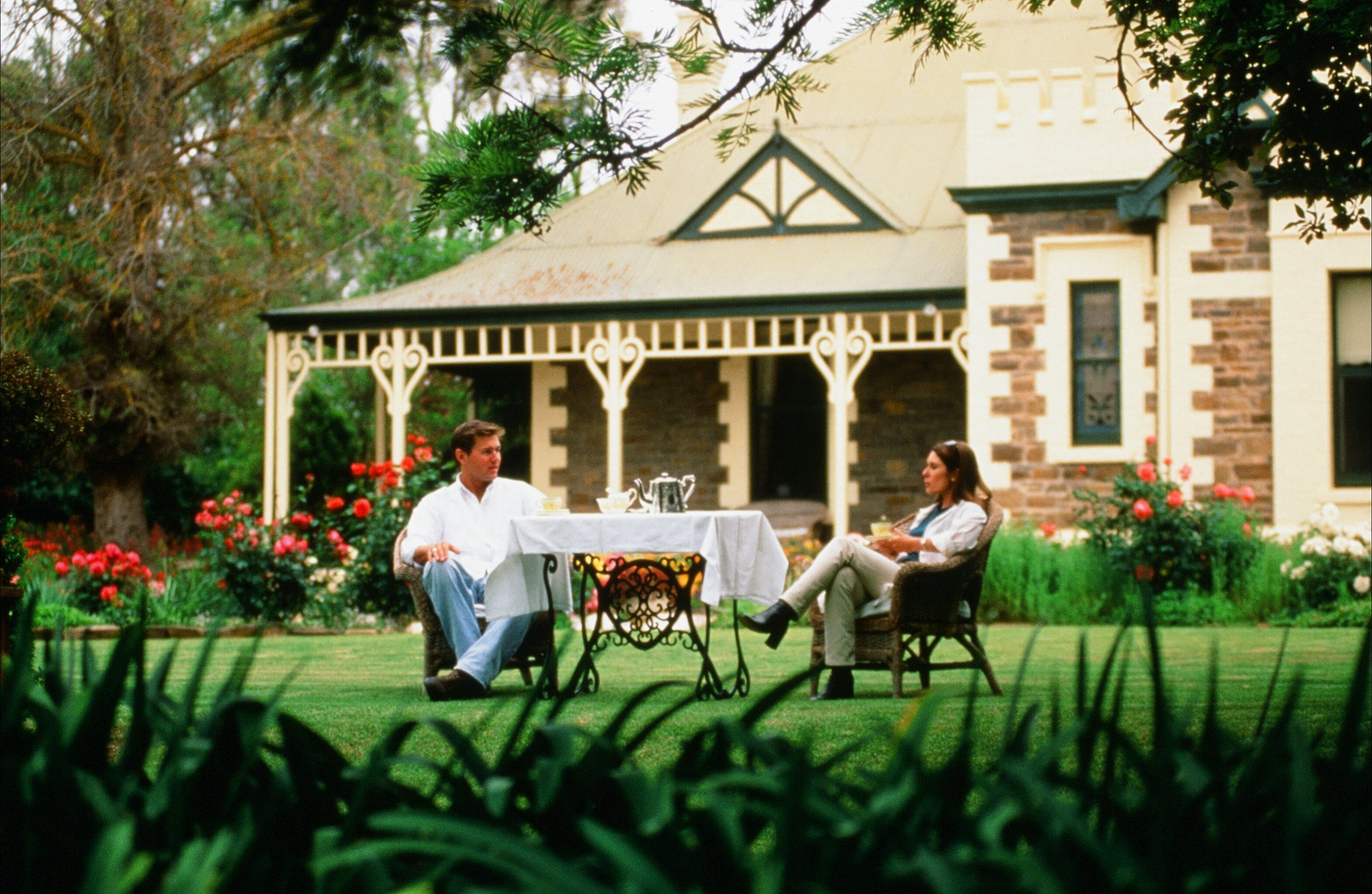 The Lodge Country House - Accommodation Ballina