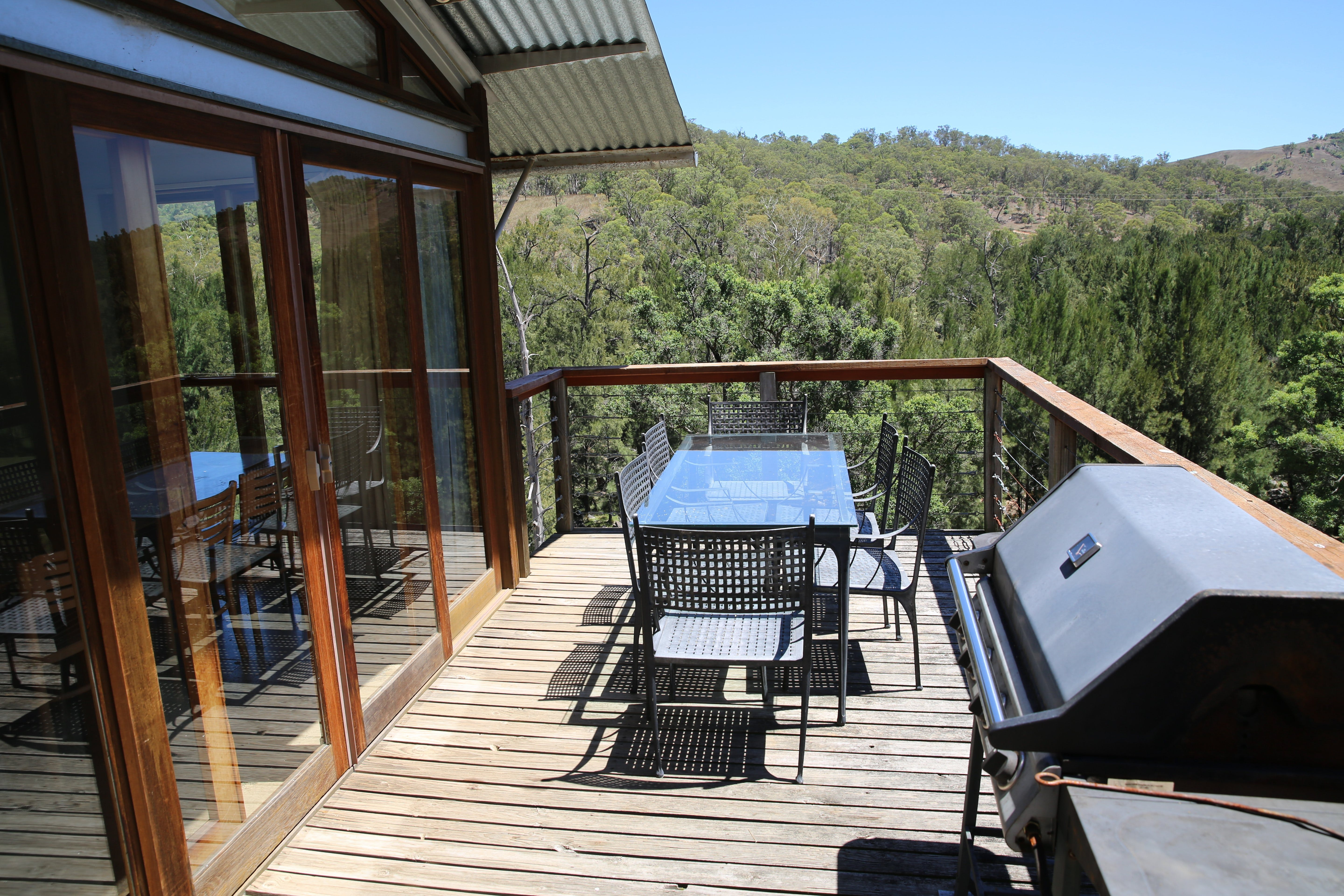 The Eco Lodge - Cox's River Rest - Accommodation Ballina