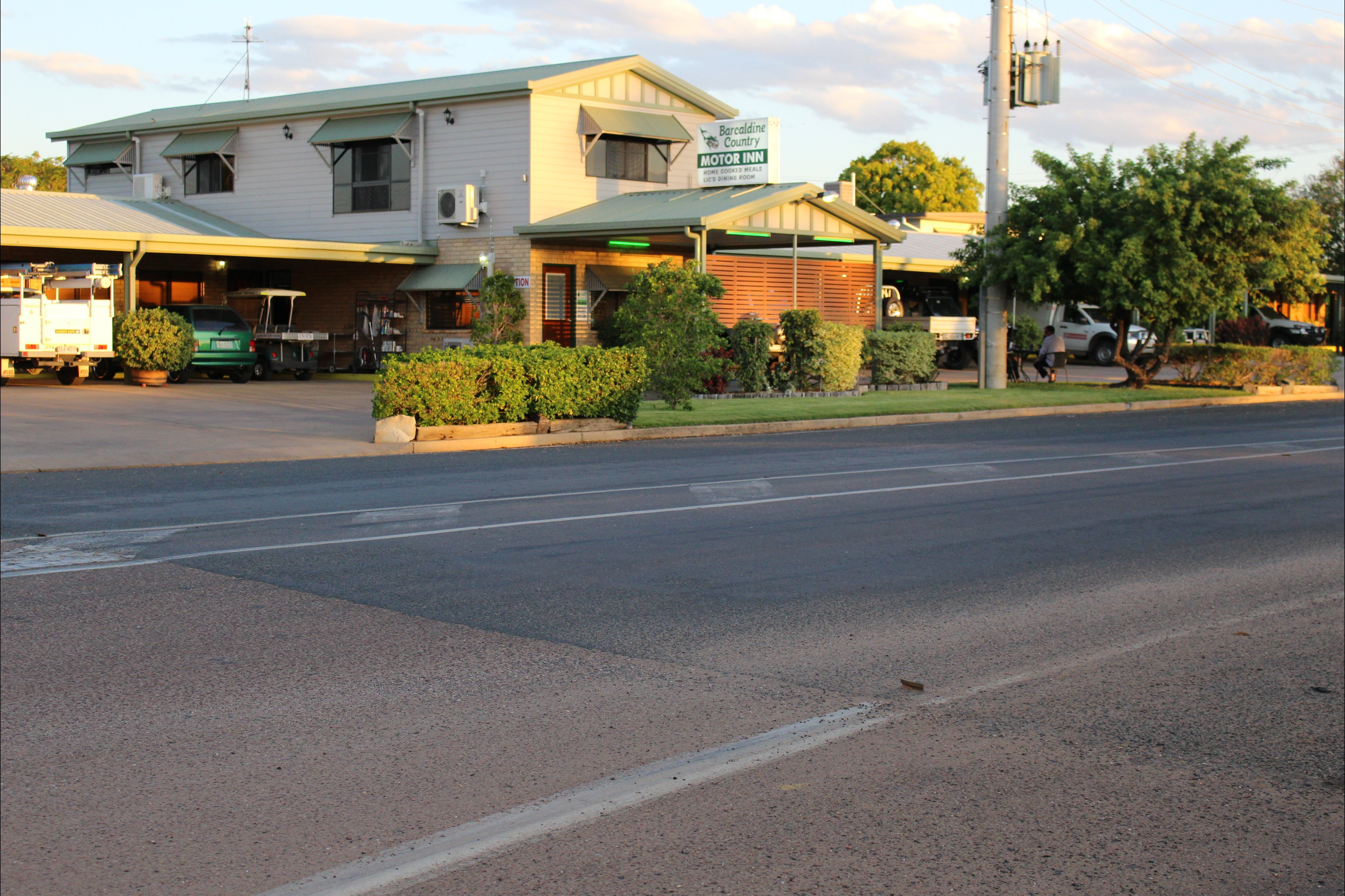 Barcaldine Country Motor Inn - Accommodation Ballina