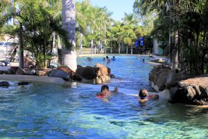 Big4 Aussie Outback Oasis Holiday Park - Accommodation Ballina