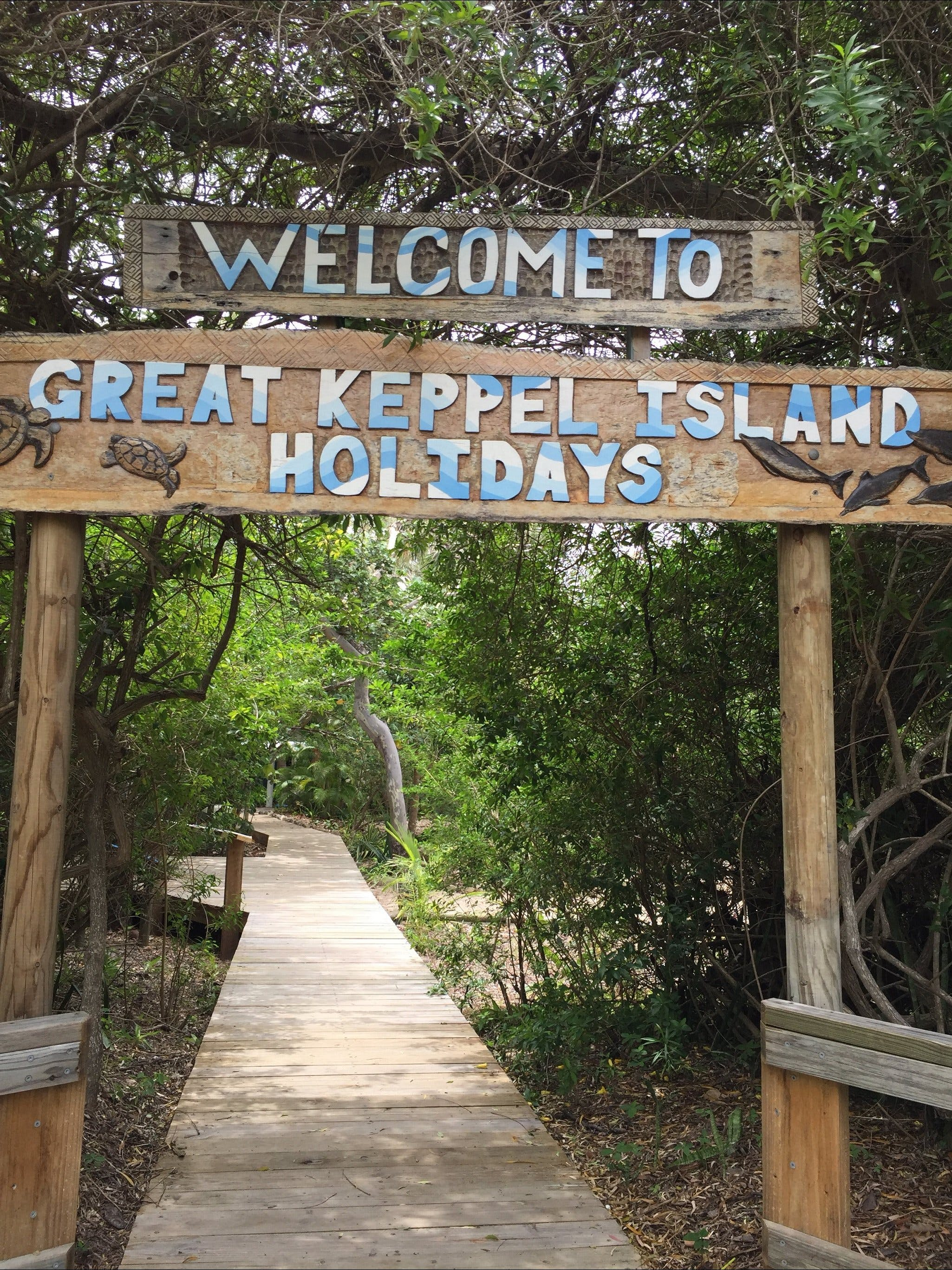 Great Keppel Island Holiday Village - Accommodation Ballina
