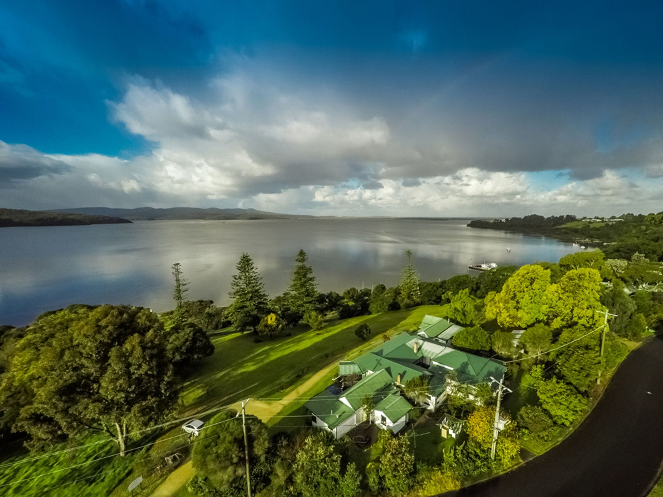 Karbeethong Lodge - Accommodation Ballina
