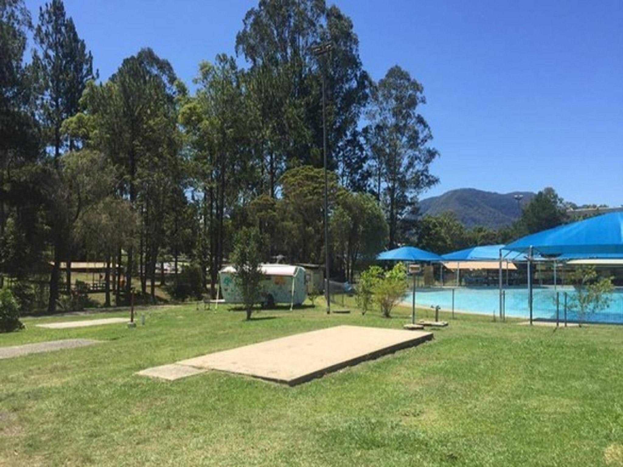 Nimbin Caravan Park - Accommodation Ballina