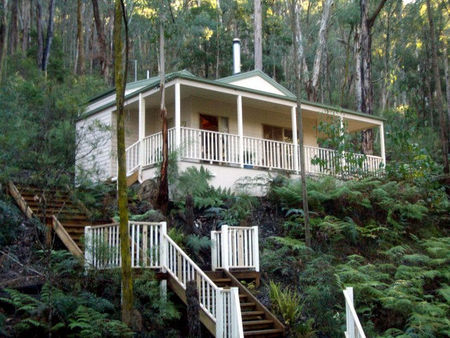 Myers Creek Cascades Luxury Cottages - Accommodation Ballina