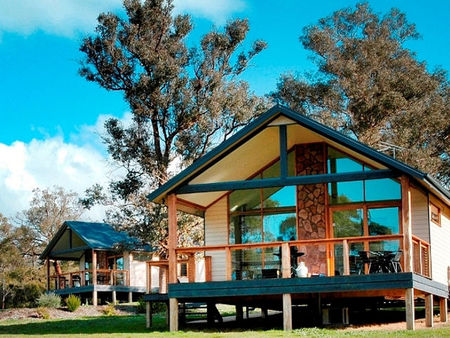Yering Gorge Cottages and Nature Reserve - Accommodation Ballina