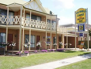 Victoria Lake Holiday Park - Accommodation Ballina
