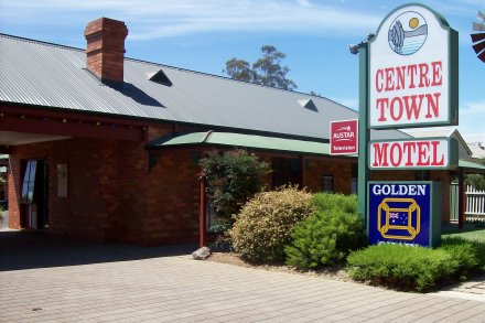 Centretown Motel Nagambie - Accommodation Ballina