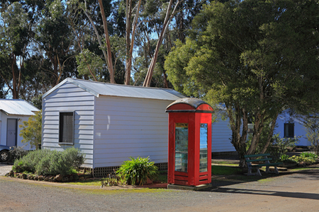 Shady Acres Caravan Park Ballarat - Accommodation Ballina