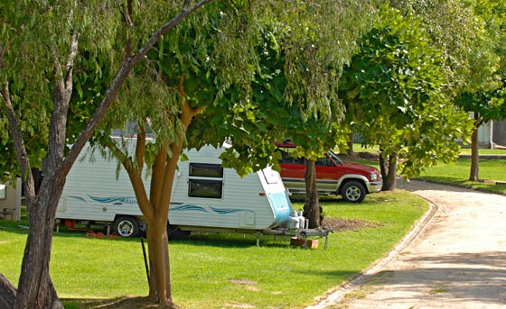 A Wangralea Caravan Park - Accommodation Ballina